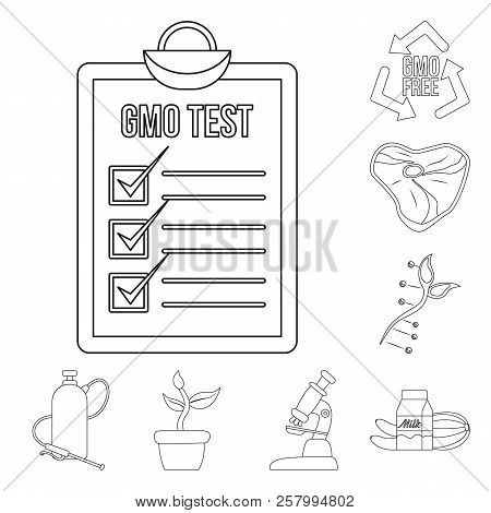 Isolated Object Of  And  Sign. Set Of  And  Vector Icon For Stock.
