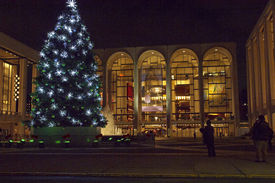 Christmas At Lincoln Center