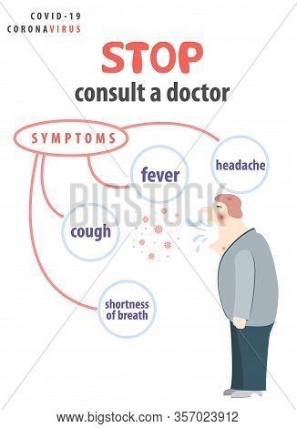 Stop Corona-virus, Infographic, Risk, Pathology, Quarantine, Pathogen, Warning, Infected, Coronaviru