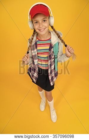 Cool Schoolgirl. Teens Fashion. Teenager Lifestyle. School Days. Modern Teenager. Happy Childhood. C