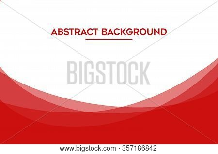 Red And White Background Of Gradient Smooth Background Texture On Elegant Rich Luxury Background Web