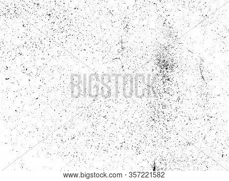 Ink Blots Grunge Urban Background. Texture Vector. Dust Overlay Distress Grain. Black Paint Splatter
