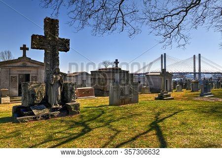 Calvary Cemetery - New York City