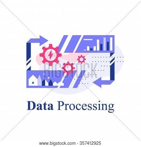 Big Data Processing Technology, Storage And Analysis, Capturing Digital Information, Software Soluti