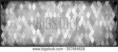 Abstract Illustrated Grunge Panorama Background Design For Your Text