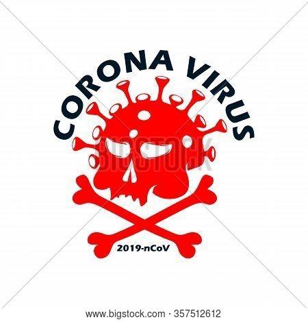 Coronavirus. Coronavirus Icon. Corona Virus Vector. Coronavirus Icon Vector. Corona Virus Symbol. Co