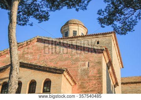 Church Of Sant Jaume In Alcudia, Mallorca, Spain