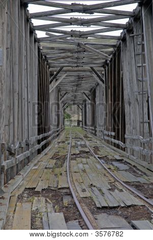 Abandoned Bridge
