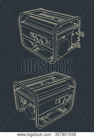 Portable Generator Drawings