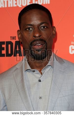 LOS ANGELES - SEP 12:  Sterling K Brown at the