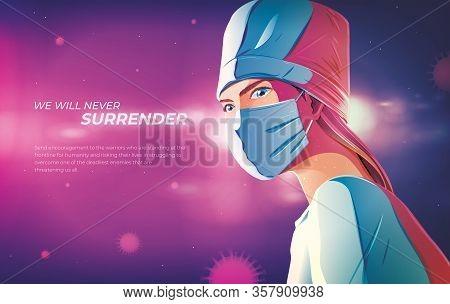 We Will Never Surrender