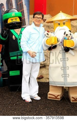 LOS ANGELES - SEP 14:  Jackie Chan at the