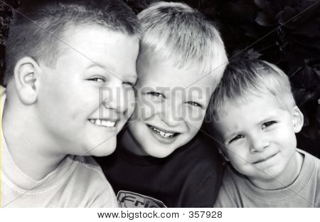 Brothers Three