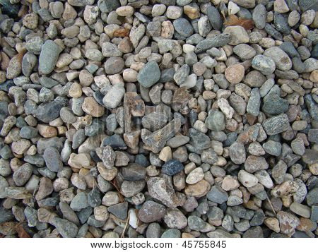 small rocks background