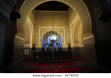 Tomb Of Moulay Ismail