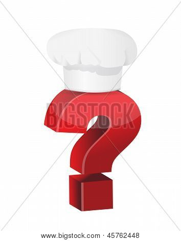 Unkown Food Symbol Illustration Design