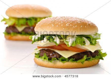 Twin Burgers