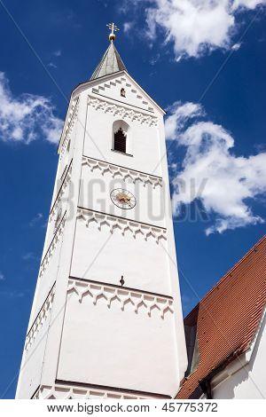 Steeple St. Leonhard