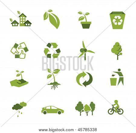 Green Ecology icon