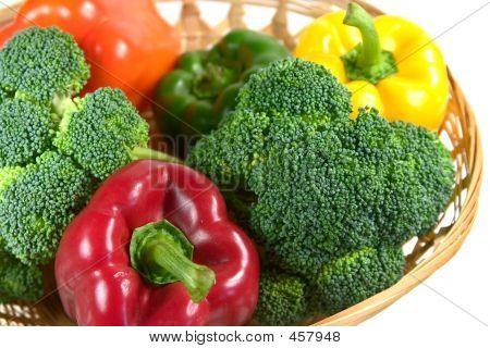 Vegetable Basket 2