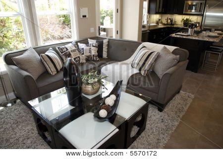 Luxury home Wohnzimmer