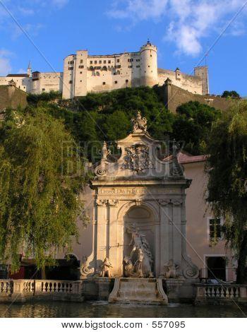 Salzburg's Castle