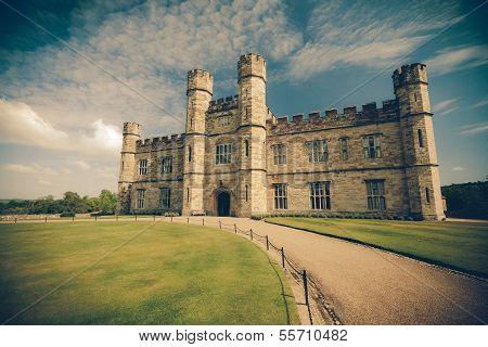 Leeds Castle, Kent, Uk