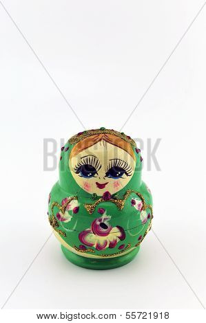 Round-bottomed doll
