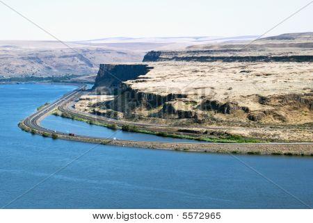 Eastern Oregon's I-84