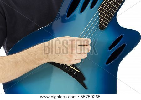 Electroacoustic Guitar