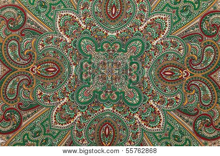High resolution texture of fabric