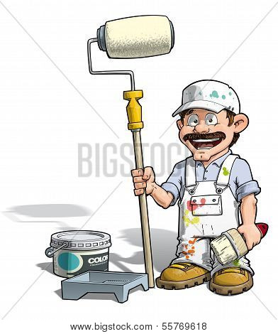 Handyman - Painter