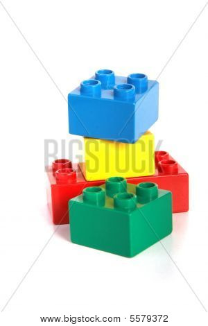 Plastic Building Bocks