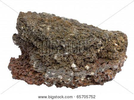 Piece Of A'a Lava