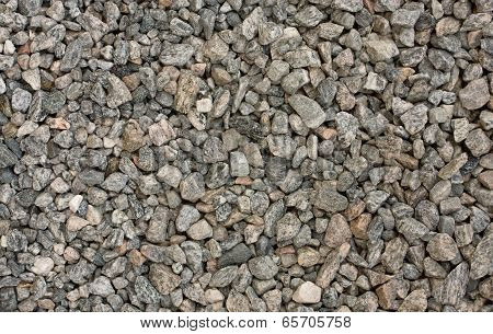 Background Of Gneiss Gravel
