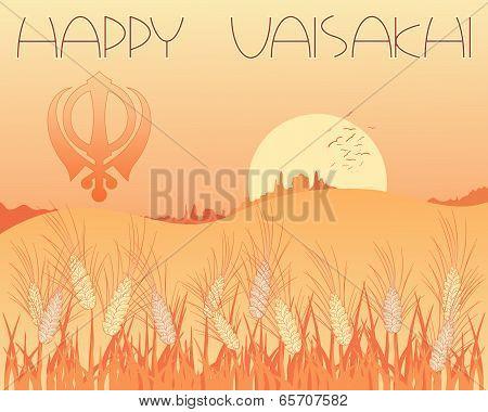 Punjabi Greeting Card