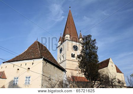 Cisnadie Fortified Church