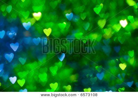 Lights Of Hearts