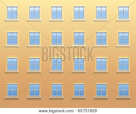 Exterior Wall Windows