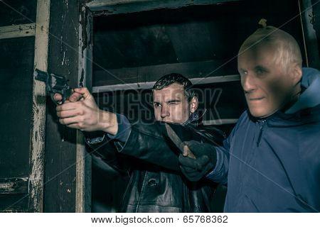 Dangerous Armed Men
