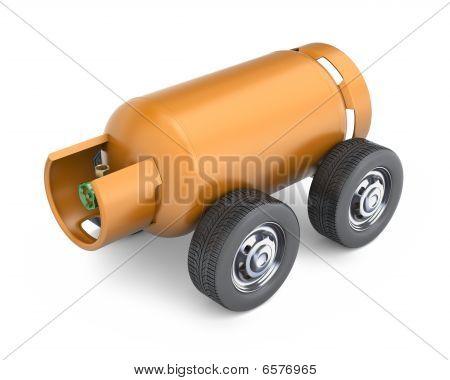 LPG drive