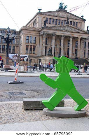 Ampelmannchen is little traffic light man