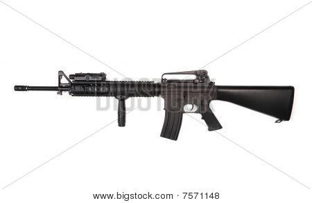 M16A4 Ris Assault Rifle.