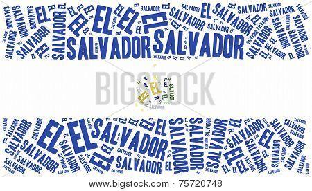 National Flag Of Salvador