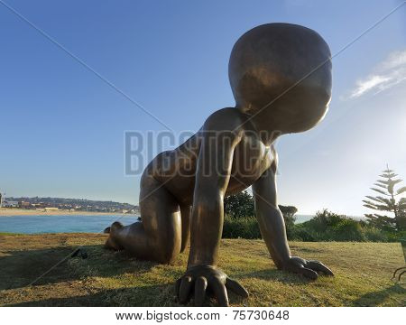 Babies - Sculpture By The Sea
