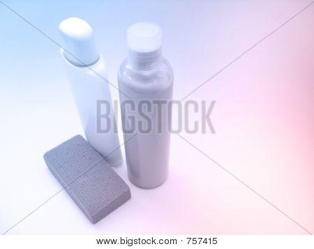 Cream Bottles 2