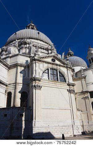 Basilica De Santa Maria Della Salud, Venice, Veneto, Italy