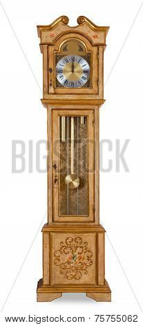 Old Grandfather Clock
