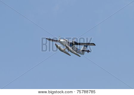Seabird Airlines Seaplane