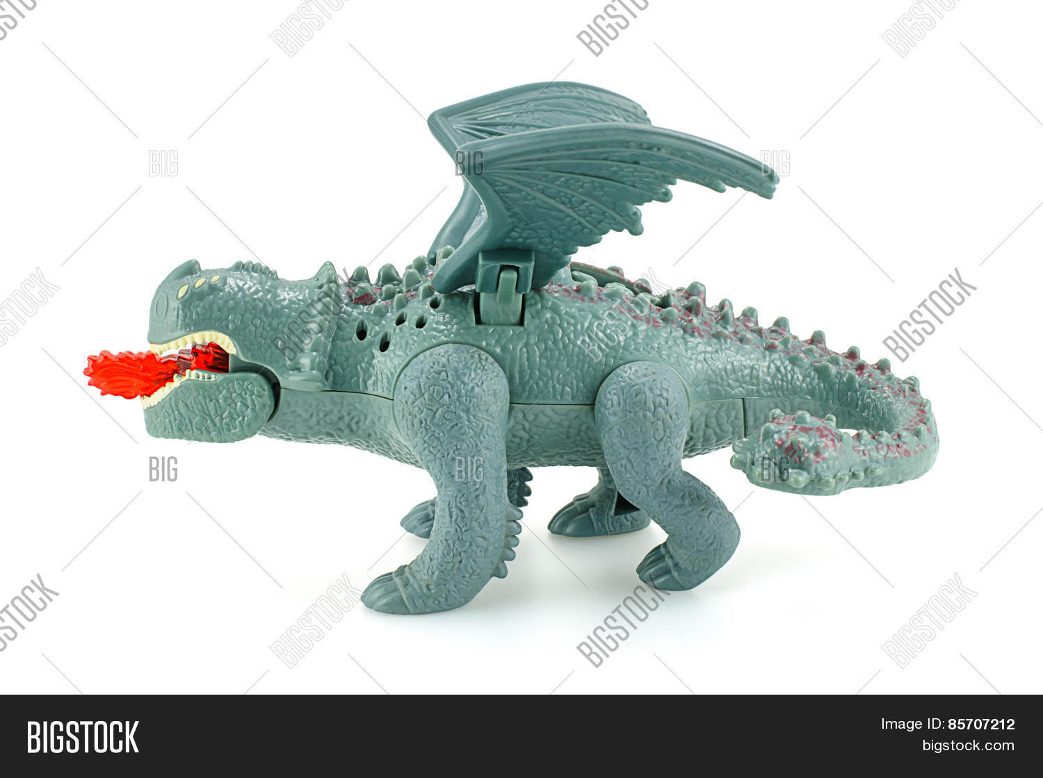 Red death dragon toy image photo free trial bigstock red death dragon toy character from how to train your dragon animation film ccuart Images